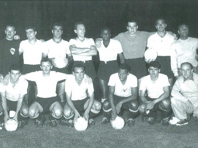 Resultado de imagen para uruguay campeon copa america 1956