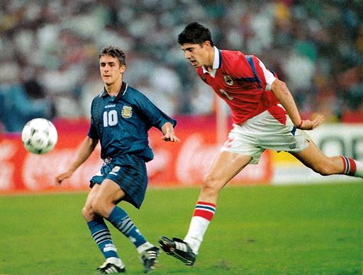 Uruguay 1 Argentina 2