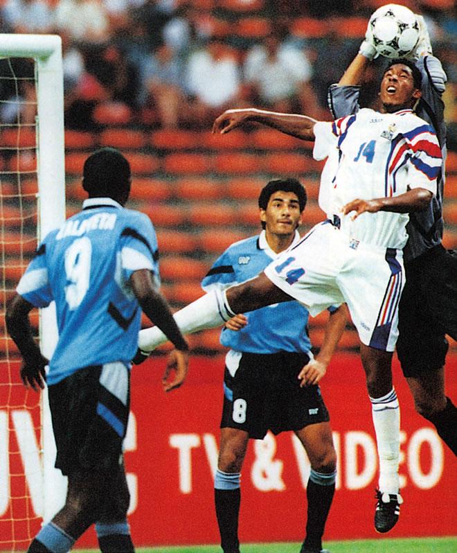 Uruguay vs Francia Malasia '97